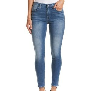7 For All Mankind | Gwenevere Ankle Skinny Jeans